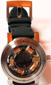 Часы Artya Son of a Gun Original Steel (Ref. A0026)